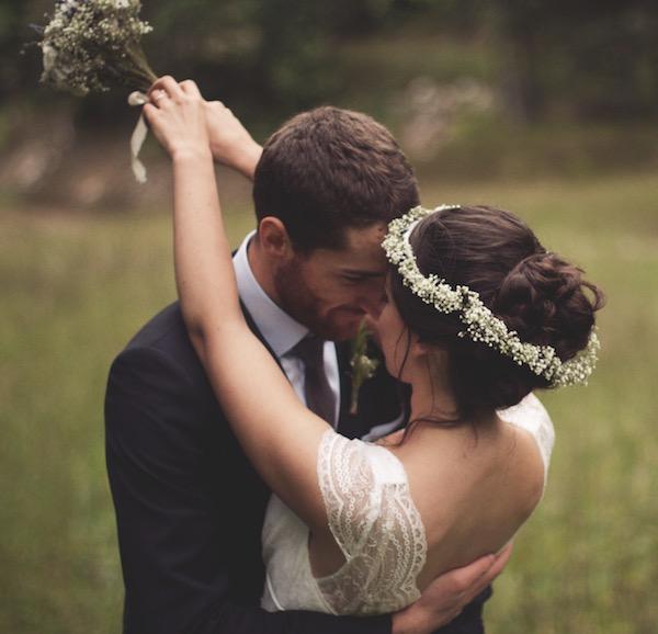 Mariés heureux - Aurélie Michou pour Darling Folk