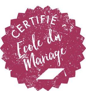 Certification Ecole du Mariage