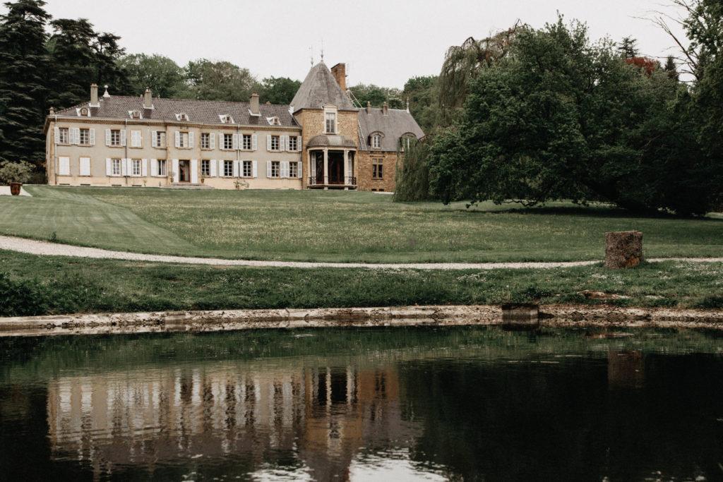castle france wedding