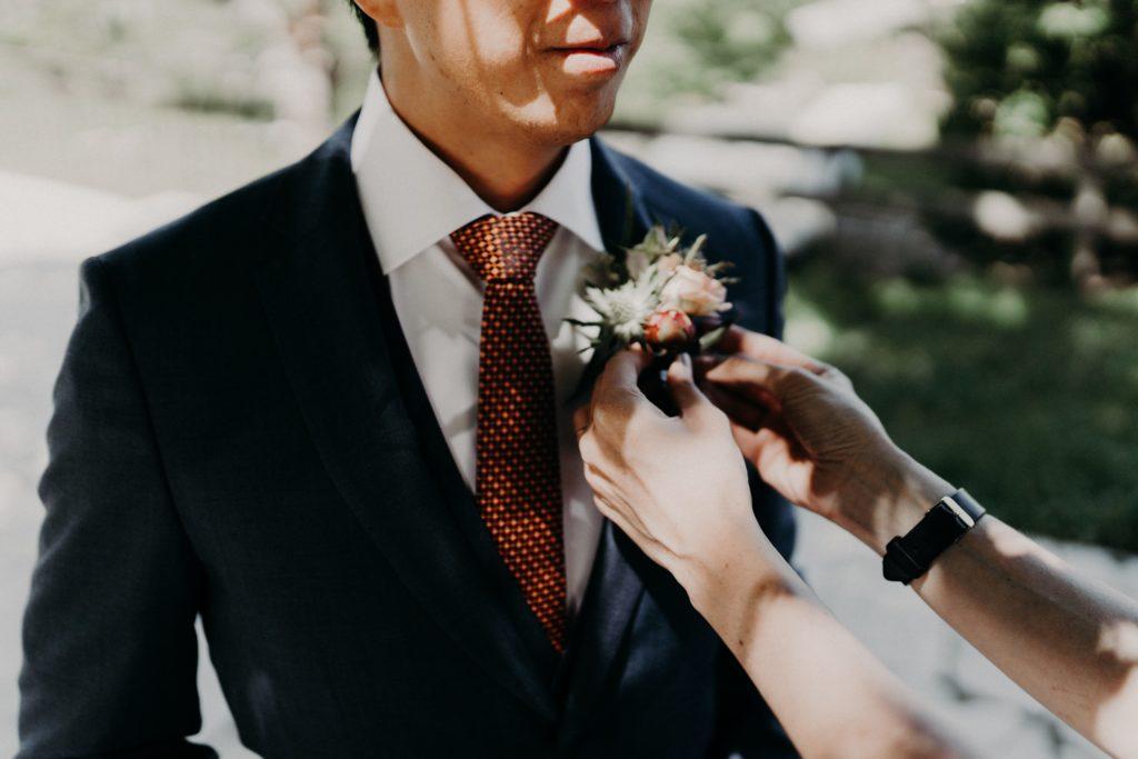groom suit wedding france