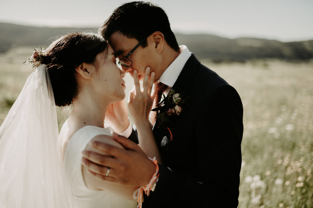 wedding france international couple